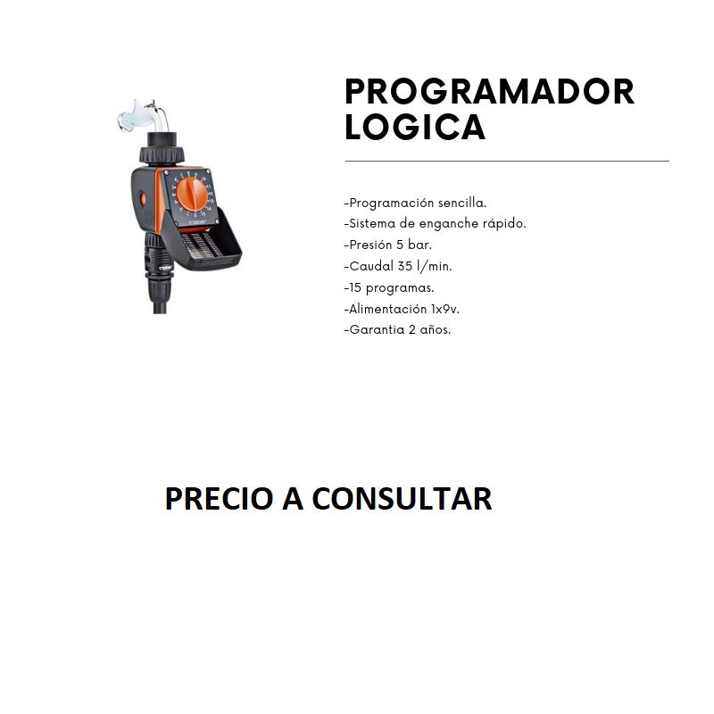 PROGRAMADOR LOGICA RIEGO