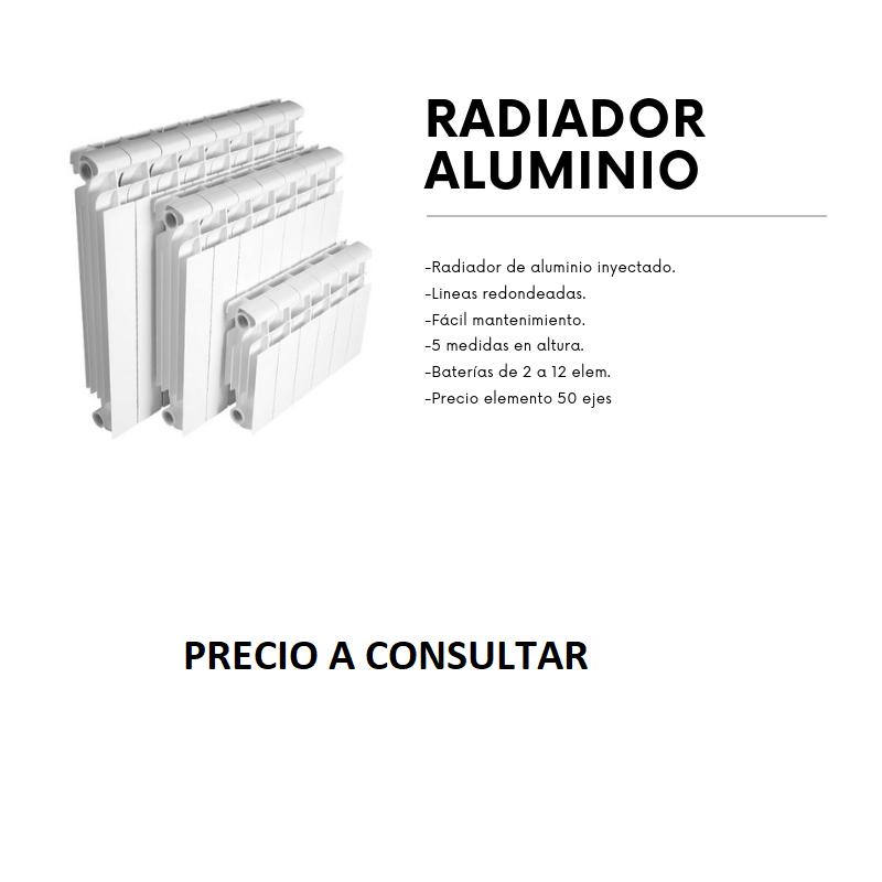 RD-600 RADIADOR ALUMINIO