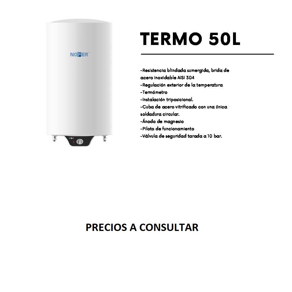 tERMO ELECTRICO 50L